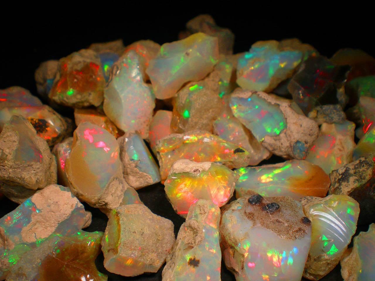 فروش سنگ های اوپال