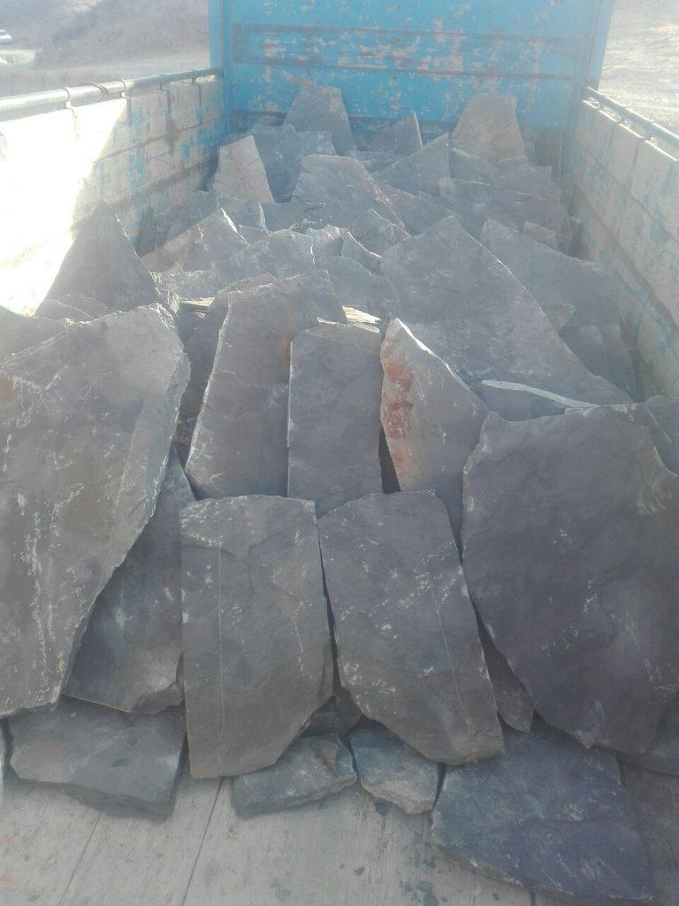 خرید انواع سنگ ورقه ای درجه یک