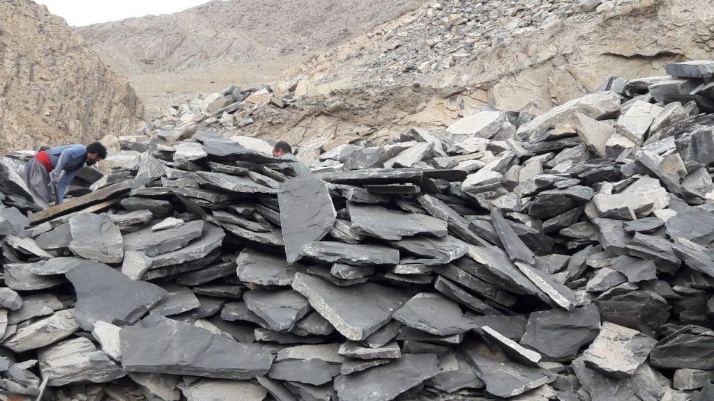 فروش سنگ ورقه ای مشهد
