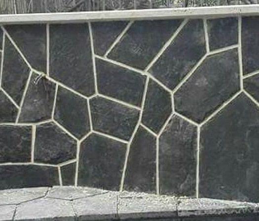 سنگ ورقه ای مشکی میگون