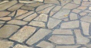 فروش سنگ ورقه ای همدان