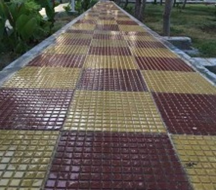 فروش انواع سنگ مصنوعی اصفهان