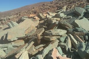 قیمت فروش انواع سنگ کوهی