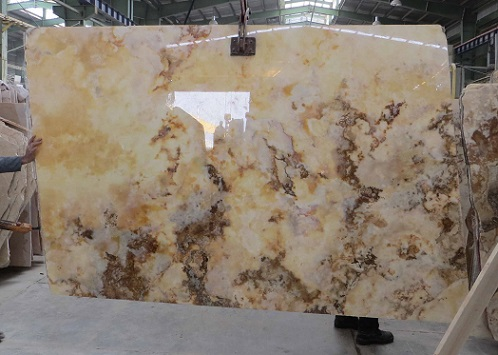سنگ مرمر اصفهان مرغوب