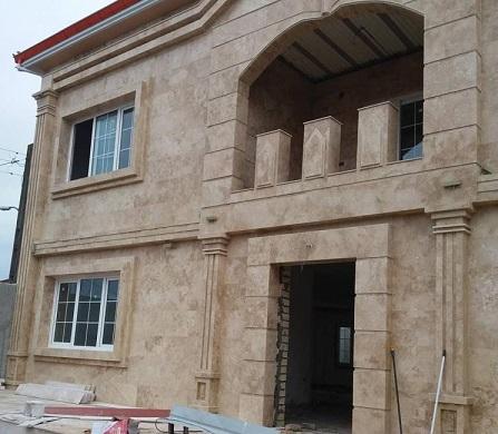قیمت روز سنگ ساختمانی تراورتن رومی