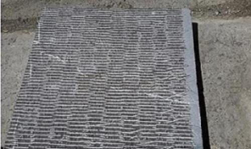 قیمت سنگ مرمریت تیشه ای کف درجه یک